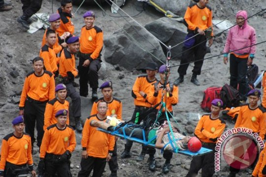 Biaya perawatan wisatawan korban pohon tumbang ditanggung TN Gunung Merapi