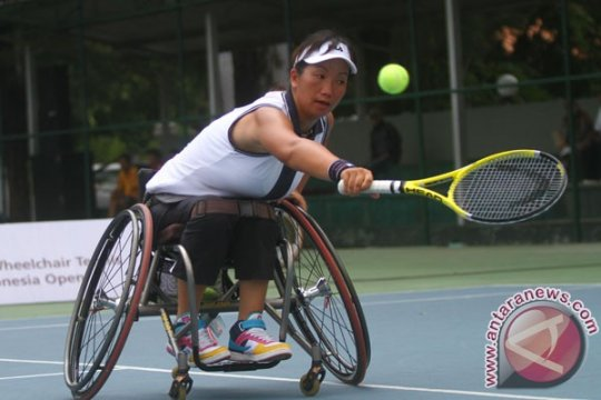 Petenis Taiwan juarai Indonesia Open
