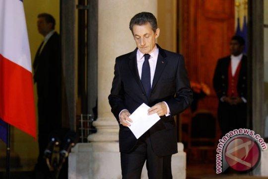 Presiden Sarkozy akan paparkan perkembangan Yunani di G-20