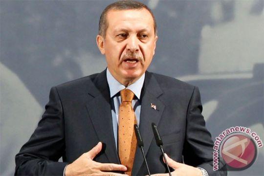 Erdogan sebut eksekusi mati adalah masalah internal Saudi