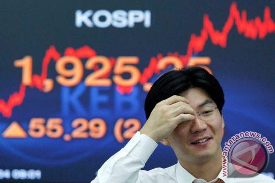 Saham Korsel naik hari ke 3 beruntun, indeks KOSPI tambah 0,53 persen
