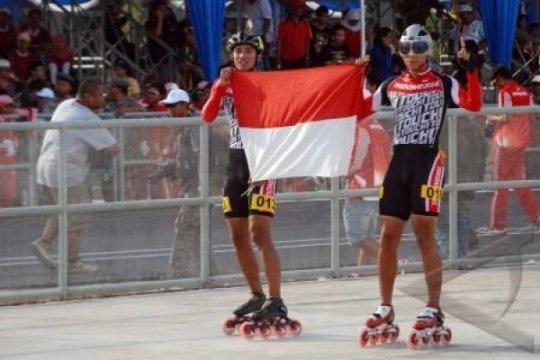 Indonesia rajai cabang olahraga sepatu roda