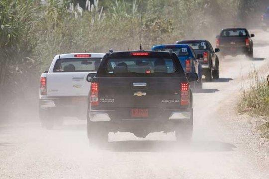 Menyusuri perbatasan Myanmar dengan Colorado
