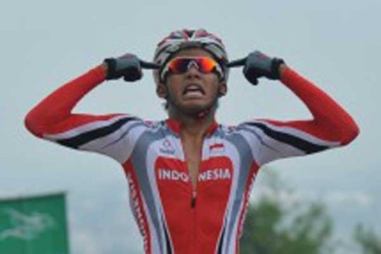 Chandra sumbang emas ketiga bagi Indonesia