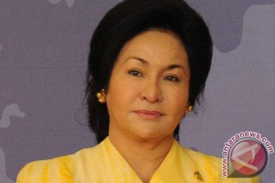 Istri Najib Razak ditahan untuk pendakwaan