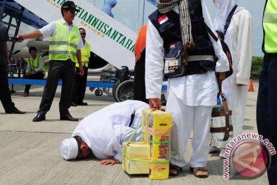 Pusat evaluasi persiapan Embarkasi Haji Antara Riau