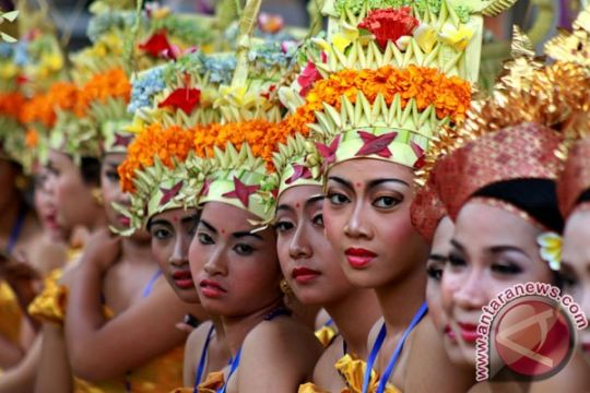 Ubud wakili Indonesia  lomba wisata sajian masakan dunia