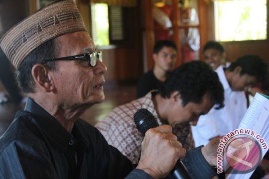 Zawawi Imron: memajukan Indonesia butuh hati yang indah