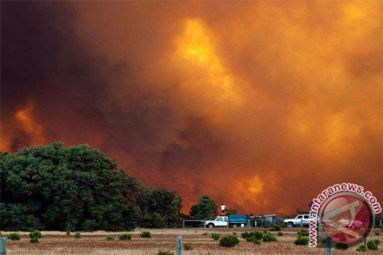 Perubahan iklim sebabkan kebakaran di Australia
