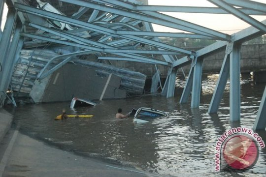 Jembatan canggih perlu pemeliharaan khusus