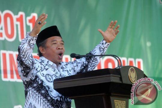 Sitti Badriah meriahkan puncak HUT Kabupaten Gorontalo