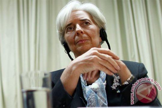 """Ketua IMF: ekonomi dunia pada """"titik sangat berbahaya"""""""