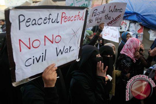 Presiden Yaman perintahkan gencatan genjata di Aden