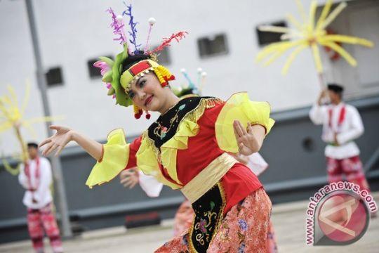 Ratusan seniman akan tampil di festival seni budaya Betawi