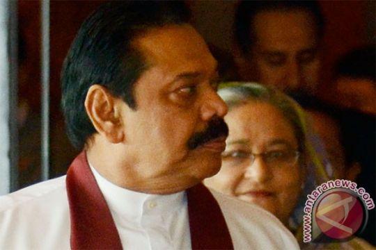 Mantan Presiden Sri Lanka bantah danai pemberontak