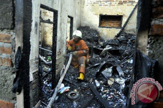 11 toko elektronik di Tolitoli terbakar