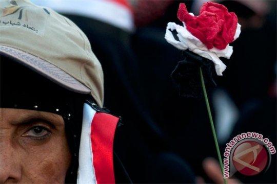 Unjuk rasa ribuan orang, tuntut mantan presiden Yaman