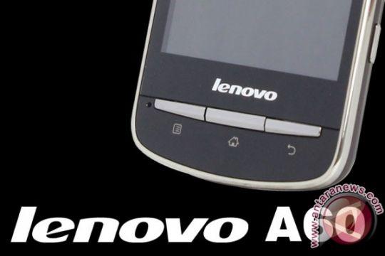 Lenovo luncurkan ponsel android dual SIM