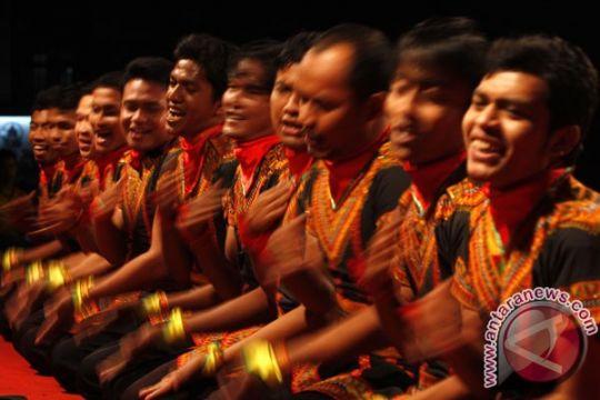"""UKM Rongsokan UIN Ar-Raniry tampilkan teater """"Peunawa"""" di Sumut"""