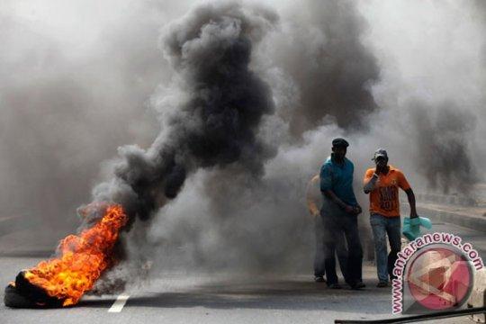 Nigeria berlakukan keadaan darurat karena protes soal bahan bakar