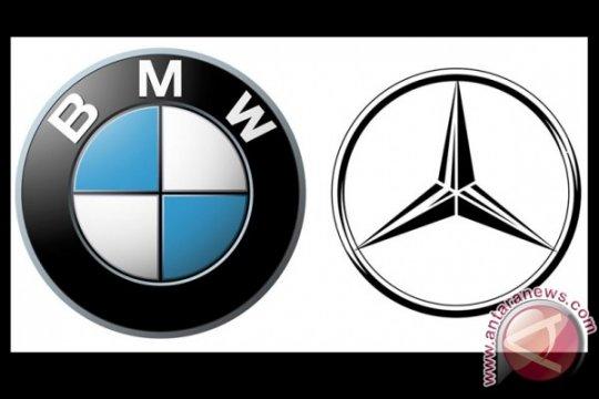 BMW dan Mercedes, dari lawan menjadi kawan?
