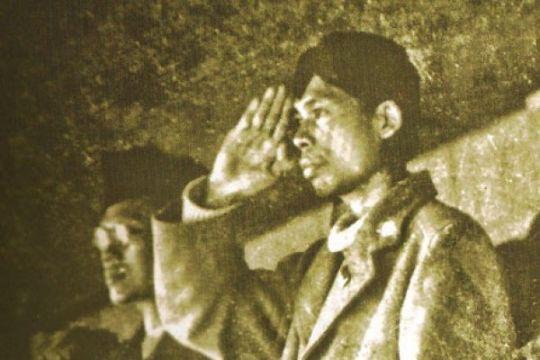 Gerilya Jenderal Sudirman ditampikan di ulang tahun TNI