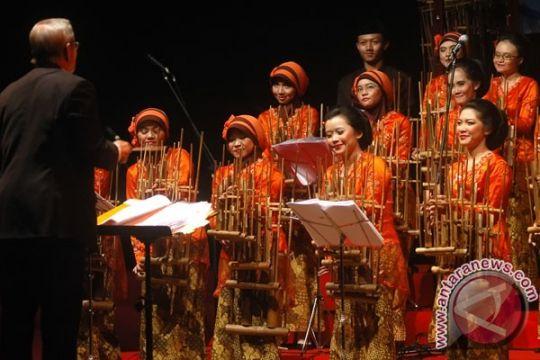"""Batik dan angklung jadi bintang """"Night of Museums"""" di Bulgaria"""