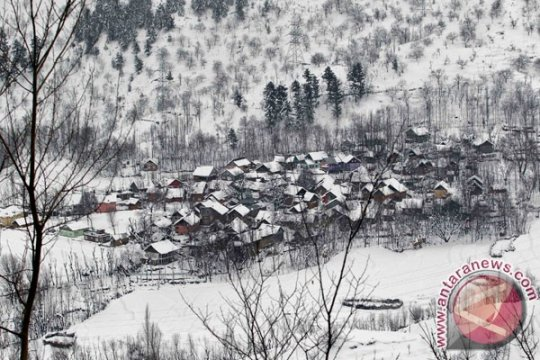 Longsor salju tewaskan 7 tentara India