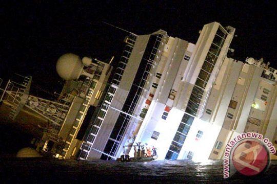 """14 TKI korban kapal """"Costa Concordia"""" tiba di Bali"""