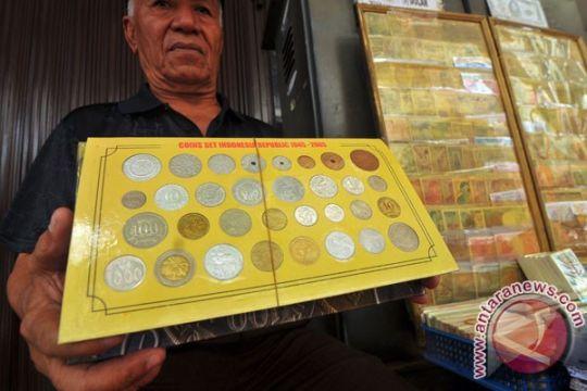 Koin kuno ditemukan pekerja PDAM Jembrana