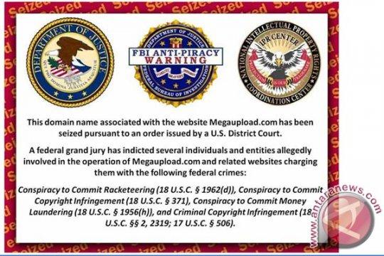 Data pengguna Megaupload akan dihapus Kamis