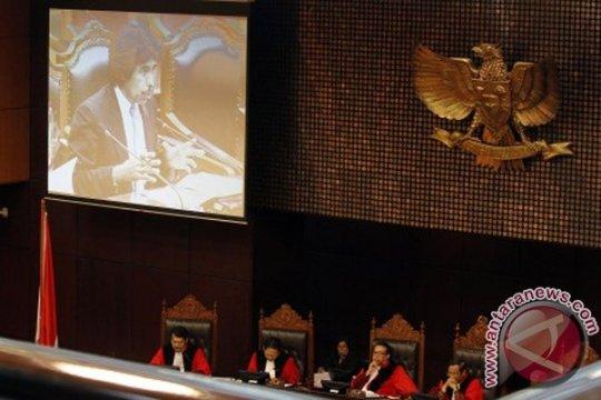 Gugatan soal wakil menteri tidak diterima MK