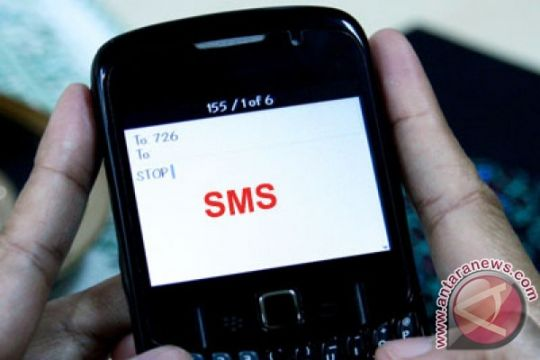 Polisi dalami jaringan penipuan SMS undian berhadiah