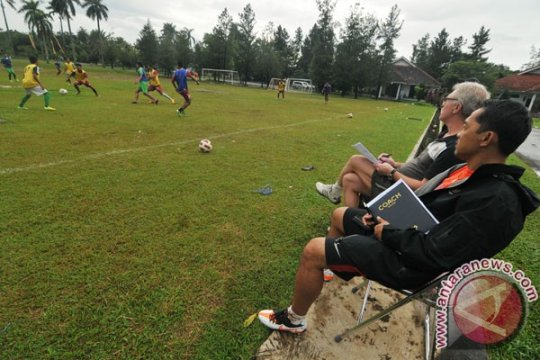 Pelatih U-23 kembali gerilya cari pemain