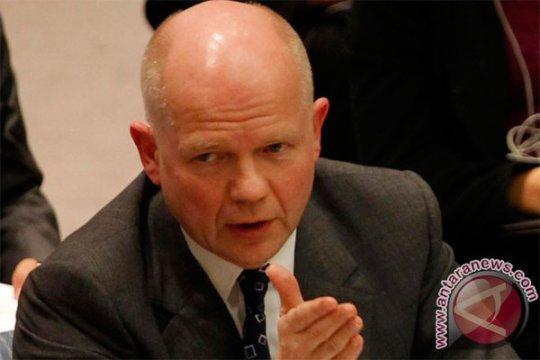 Inggris ingatkan Rusia jangan intervensi Ukraina