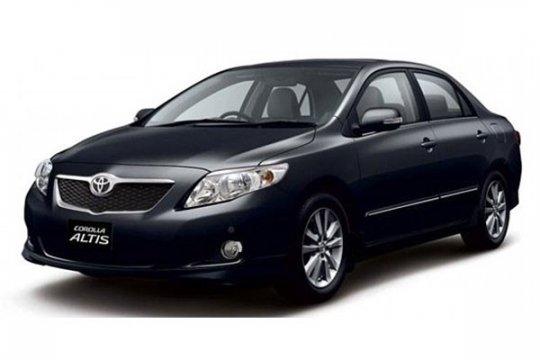 Toyota Corolla terlaris sepanjang masa, kalahkan VW Kodok