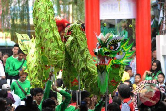Hujan deras guyur Bogor Street Festival CGM
