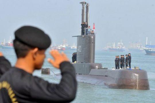 TNI jajaki beli kapal selam Kilo Class Rusia