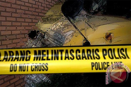 Bus pariwisata alami kecelakaan di Tanjakan Subang
