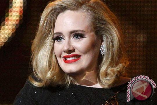Adele ungkap motivasinya kembali bermusik