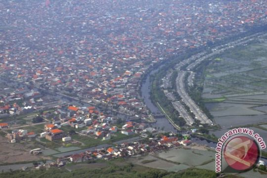 Kawasan kumuh di Surabaya tinggal 43 hektare