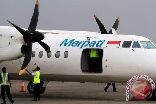 Merpati Nusantara AIrlines masih bisa terbang