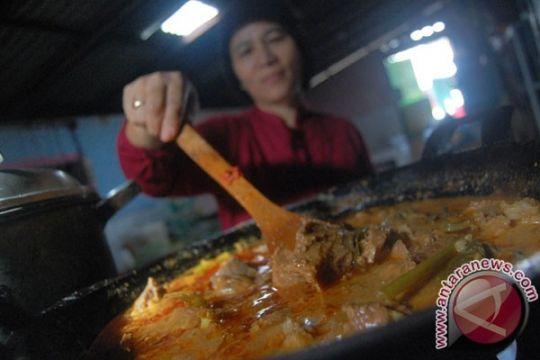 Nasi kapau menu istimewa dari Ranah Minang