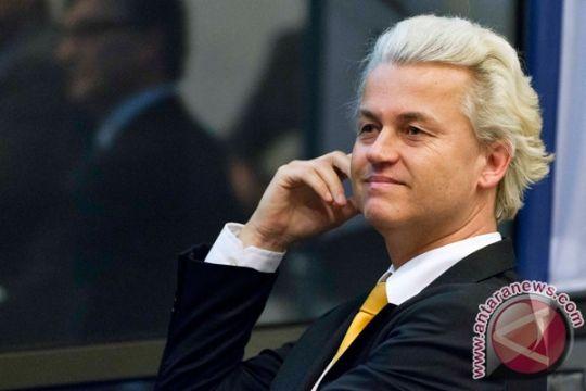 Geert Wilders ingin televisikan kartun Nabi di Belanda