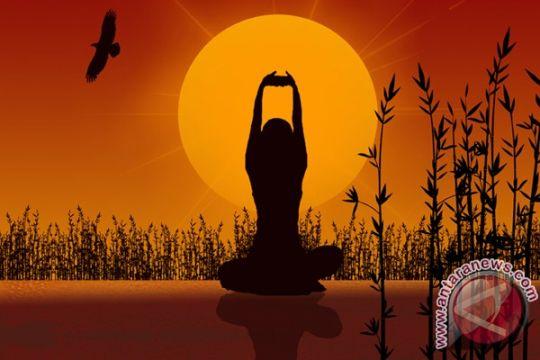Tokoh kerohanian Bali dukung kegiatan yoga sedunia