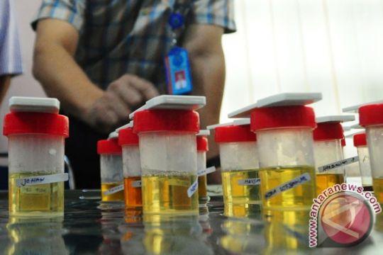 Kru kereta Daerah Operasi Yogyakarta jalani tes urine