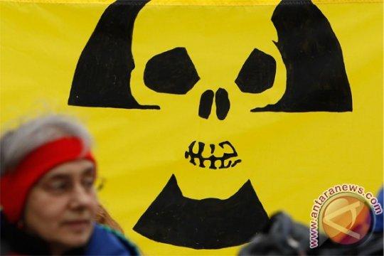 Aktivis Greenpeace terobos pembangkit listrik tenaga nuklir Prancis
