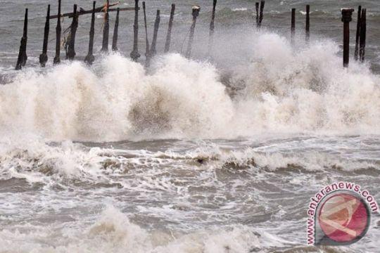 Gelombang perairan Selat Malaka 1,5 meter