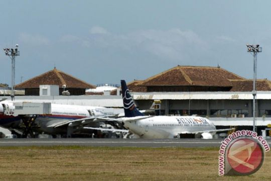 Kapasitas listrik Bandara Ngurah Rai ditambah