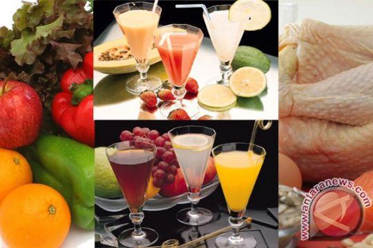 Porsi makanan sehat untuk atasi obesitas
